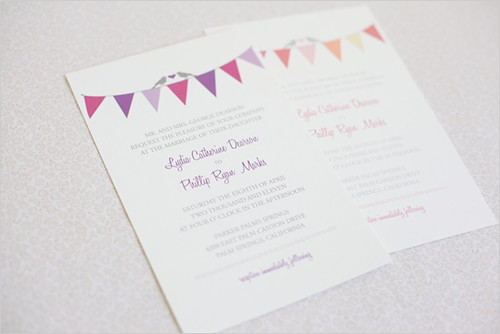 bunting_wedding_invitation