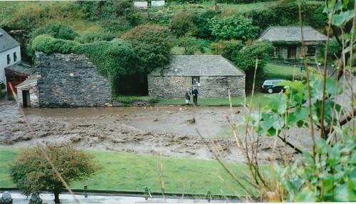 Boscastle 16th August 2004