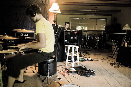Western Giants in the Studio 001