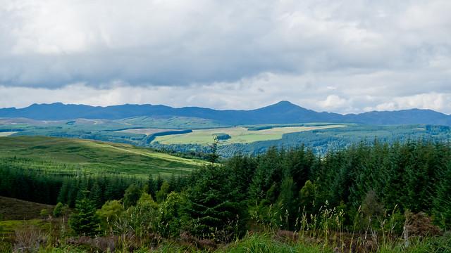 Aberfeldy viewpoint