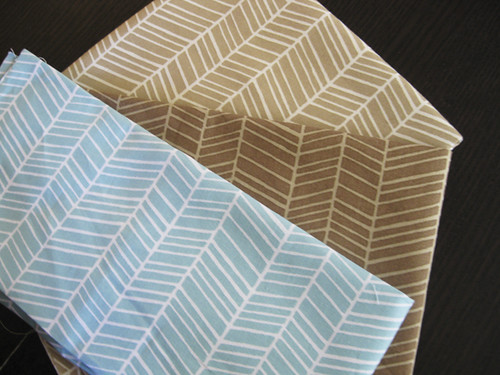 Modern Meadow Herringbone