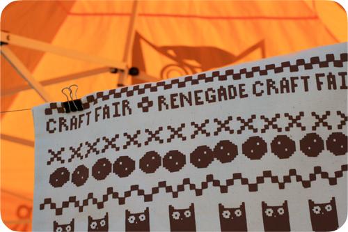 Renegade Craft Fair- September 2010