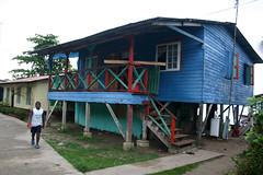 Das Blaue Haus, Isla Bastimentos