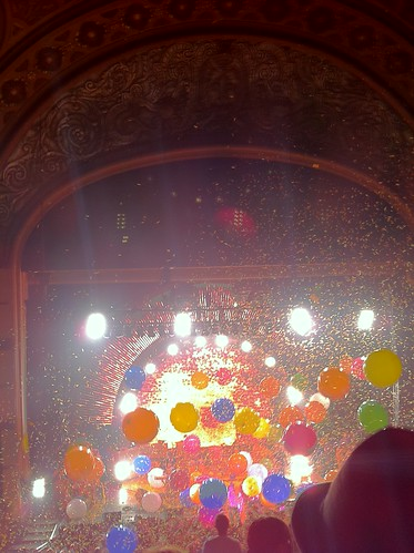Flaming Lips at the Paramount sept 27, 2010