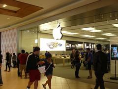 Apple Chinook Grand opening, Sept 29, 2010