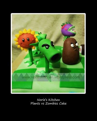 Norie's Kitchen - Plants vs Zombies - Team Plants