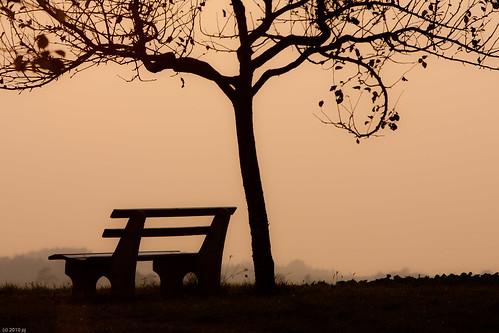 Herbst Zeit Los