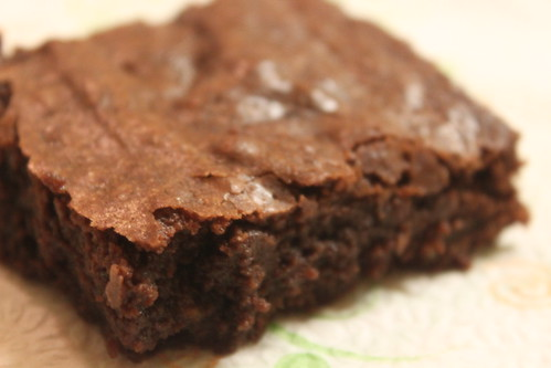 Mmm...brownies