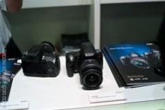 New Sony Alpha α55 SLT
