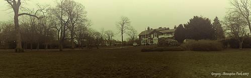 Brampton Park, Newcastle under Lyme 2007