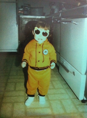 Goofy Shades + Flyers Sweatsuit
