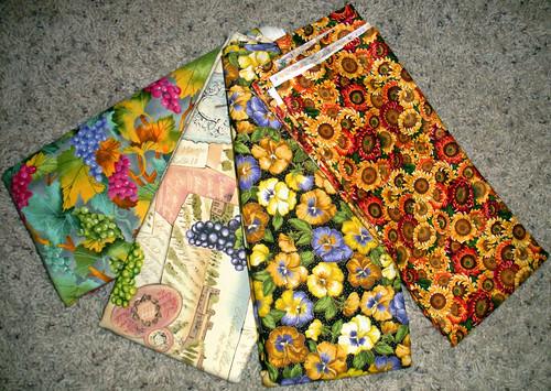 Pillowcase dress fabric choices (4)