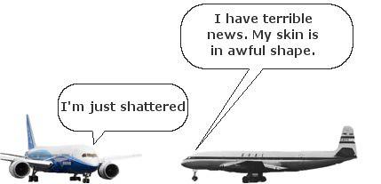 Comet and 787 Talk