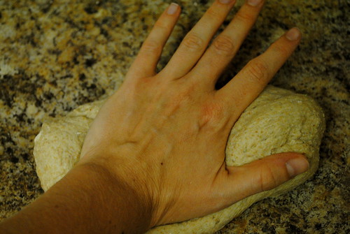 Kneading by Hand