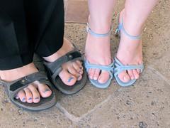 Such pretty feet