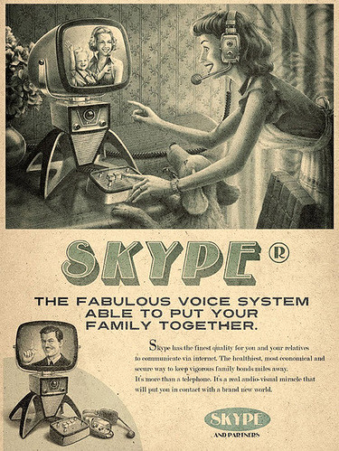 Skype in the 60s
