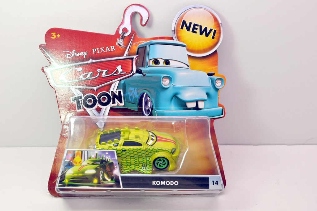 disney cars tokyo mater komodo (1)