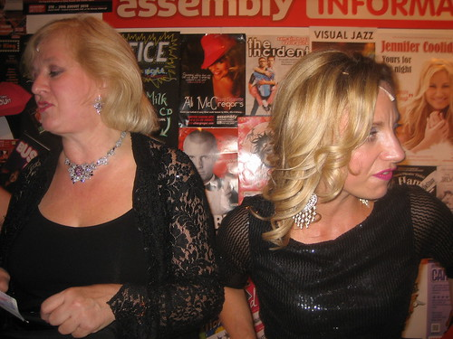 Dillie Keane and Liza Pulman