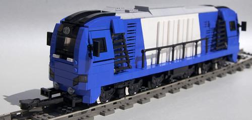 ST40s / NEWAG 311Da