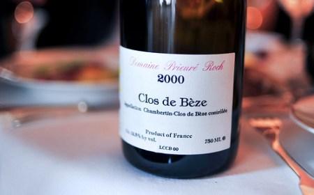Domaine Prieure Roch, Clos de Beze, 2000