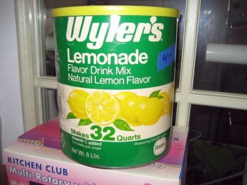 Wyler's Lemonade