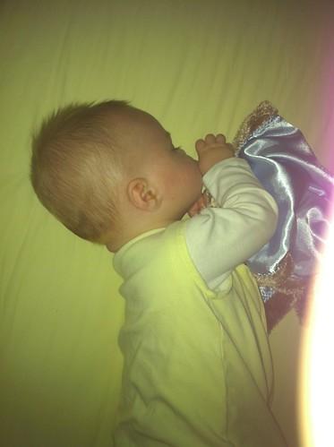 Charlie Sleeping