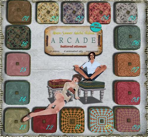 SS & Arcade gatcha @ Albero
