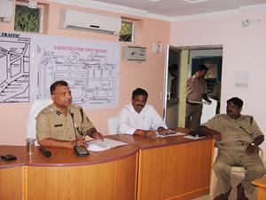 Regulation of Traffic on 13th July (RathaYatra) 21st july (Bahuda)and 22nd july(Sunabesa)