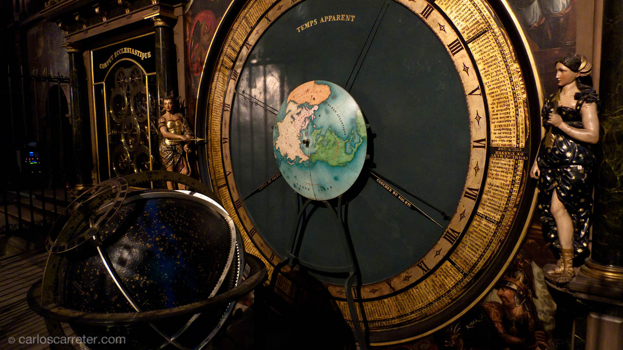 Reloj astronómico (Catedral)