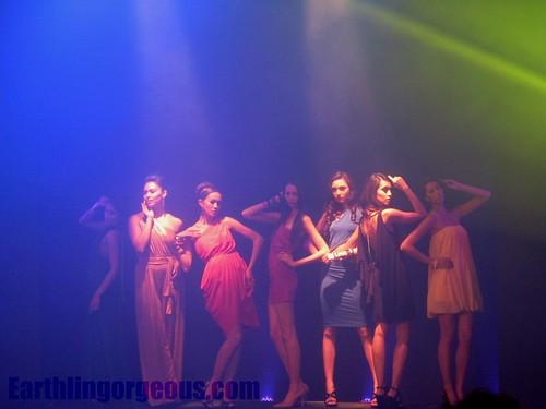 Sunsilk Hair Experts mini-fashion show