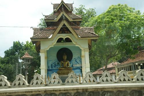Roadside Buddhist Shrine