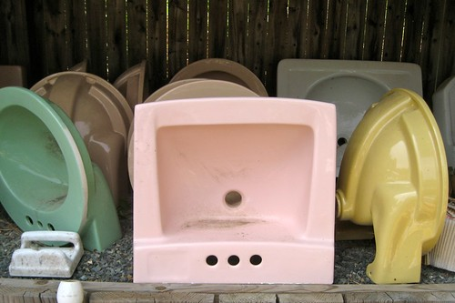 Save The Pink Sink!