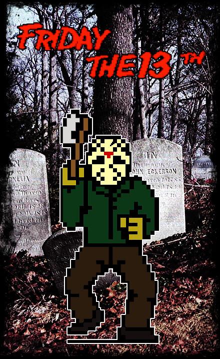 The 8-Bit Jason Project - Jason Lives