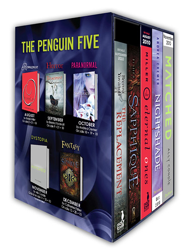 Penguin Five Slipcase