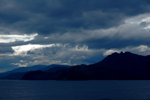 Clouds over Dili, Timor-Leste