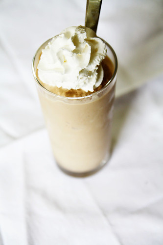 iced mocha frappe