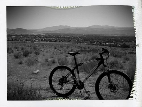 A Great Day for a Ride in Carson City.