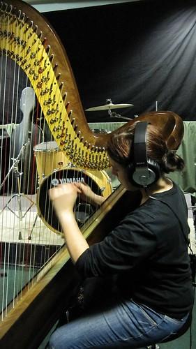 Kat Shadow Orchestra recording