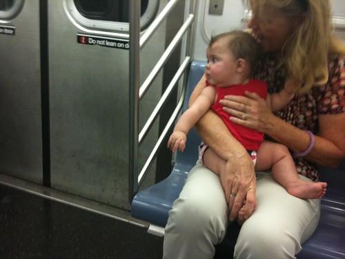 Subway Annie