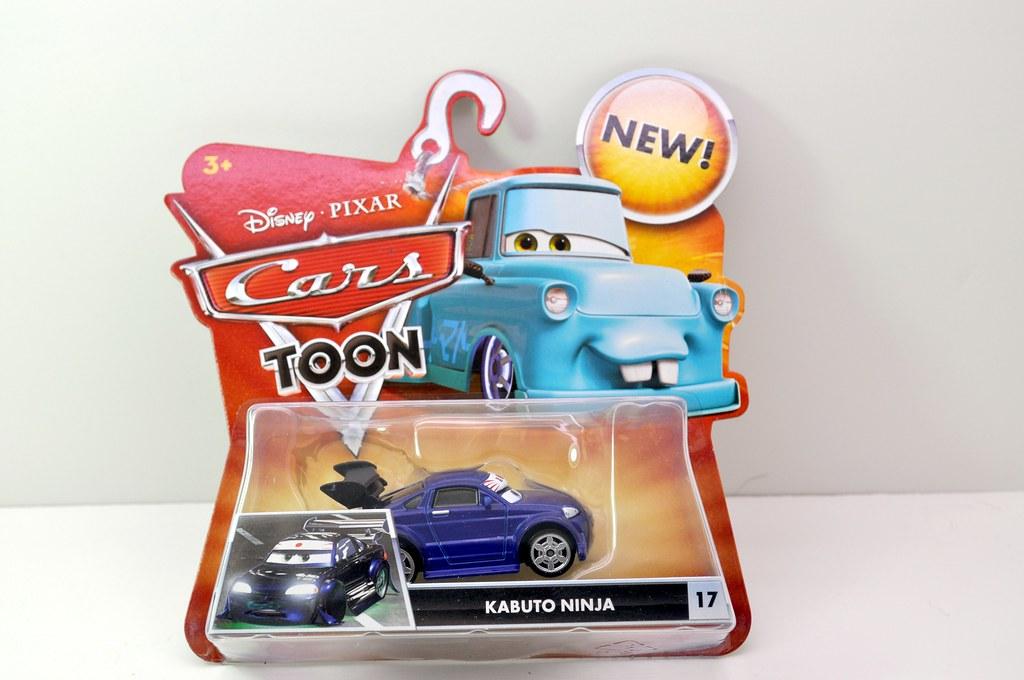 disney cars tokyo mater kobuto ninja (1)