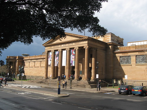 The Art Gallery of NSW
