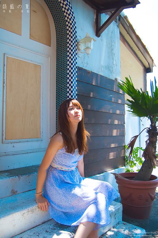 DCView 數位視野 - 作品發表區 - 梨寶︱翡藍の夏