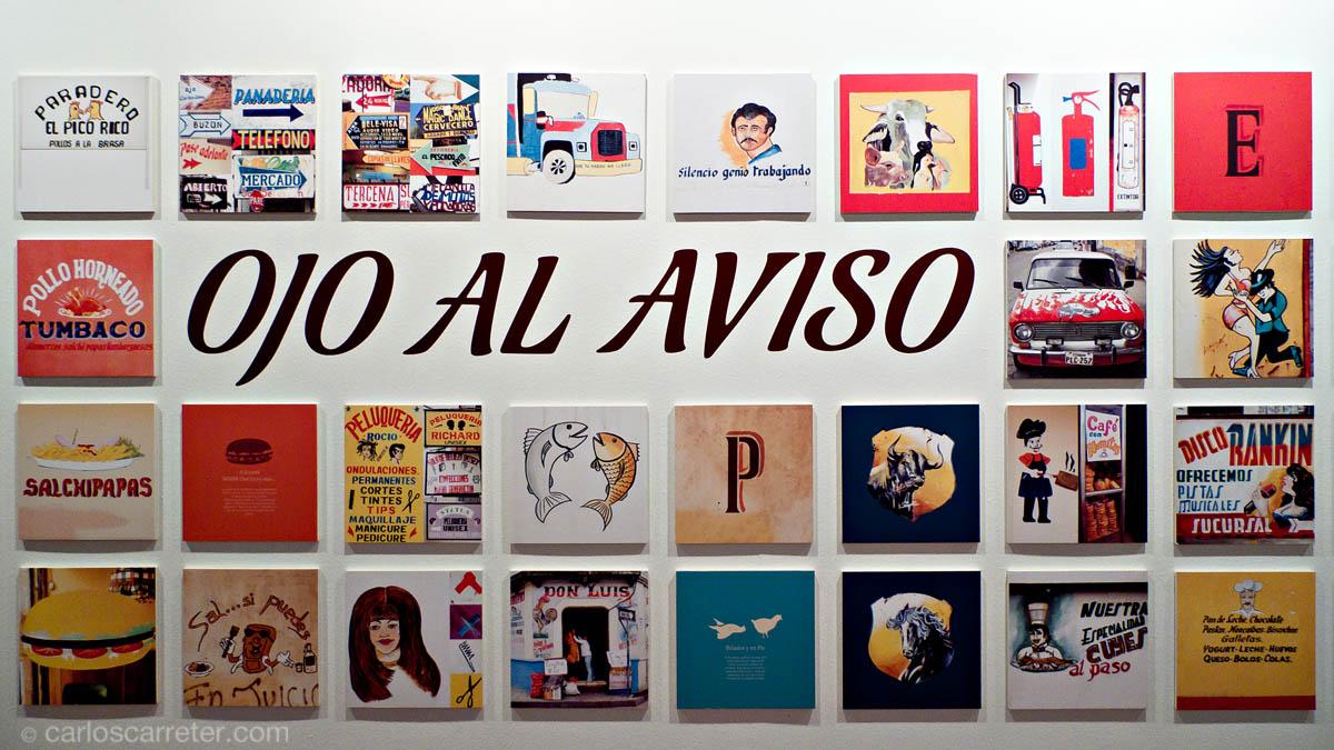 Exposicion: Quito en Zaragoza