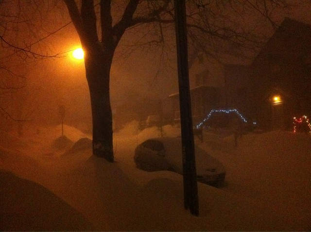 I've never seen anything like this. I fear I might be fighting off Wampas in the morning.