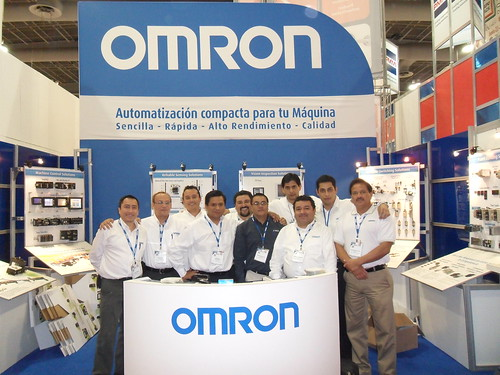 Omron Mexico Expopack 2010