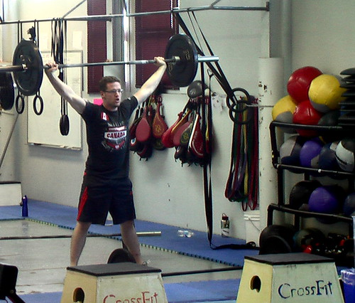 Jeff MacRae - Crossfit, Charlottetown, PEI