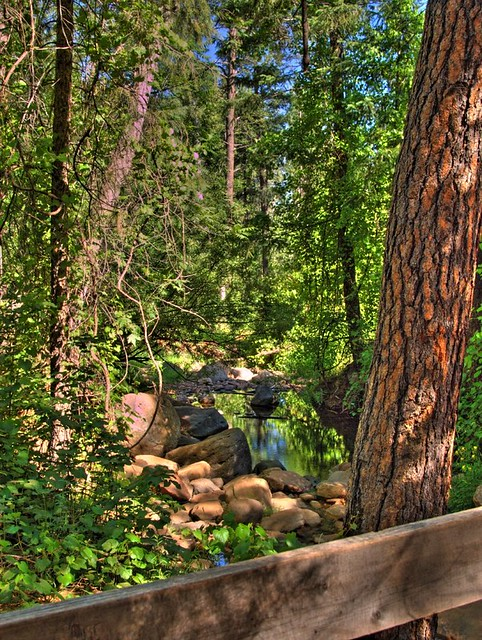 West Webber Creek