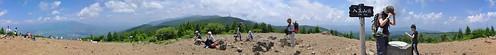 Mt Nyukasa Panorama