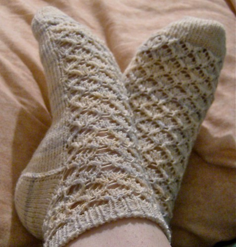 Coupling Socks, top view