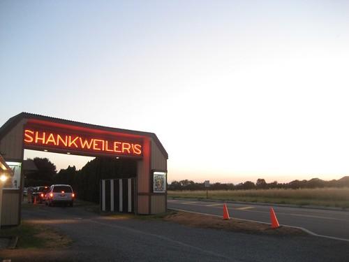 Shankweiler's Entrance Neon